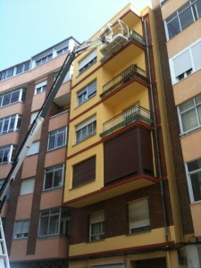 Arreglo fachada
